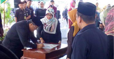 Gubernur Jabar Lantik 793 Pejabat Struktural