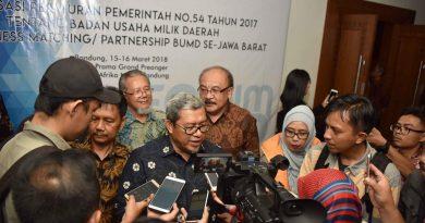 Aher Minta Semua BUMD Patuhi PP No 54/ 2017