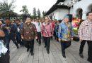 Ini Meriahnya Kirab Anugerah Parasamya Purnakarya Nugraha di Kota Bandung