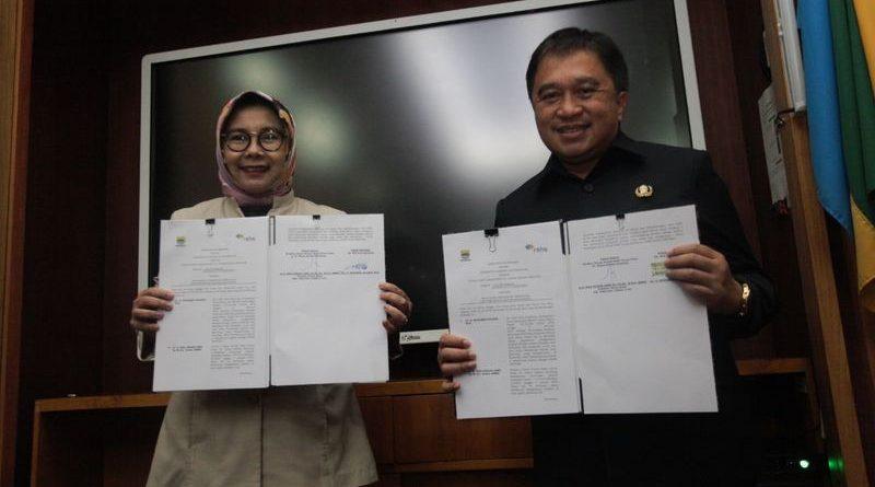 Lagi, Pemkot Bandung Sebarkan Manfaat Melalui Kerjasama