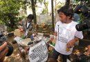 Unik, Bahan Bakar Vespa dari Sampah Plastik