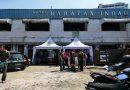 Warga Korban Kebakaran Karees Tinggalkan Wisma