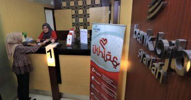 Kemenkeu Tunjuk Bank Bjb Syariah Jadi Bank Persepsi