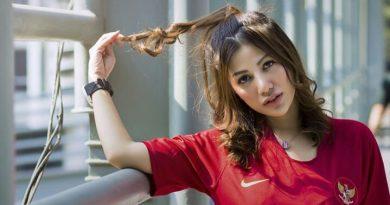 Semangati Atlet Indonesia di Asian Games, Ini yang Dilakukan Vanya Shinta