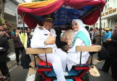 Peran Baru Yunimar Setelah Yana Dilantik Menjadi Wakil Walikota Bandung