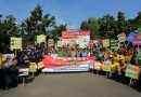 Jelang Pemilu 2019, Kota Bandung Deklarasikan Pemilu Damai