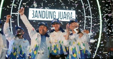 Lepas Kontingen, Yana Ingin Atlet Kota Bandung Berjaya di PORDA