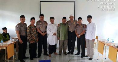 Dir Binmas Polda Jabar Jadi Pembicara Masalah Penanganan Konflik Kaagamaan di Jawa Barat