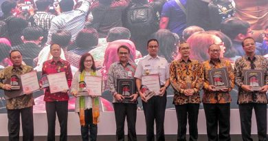 Bebas Kasus, Bjb Dapat Penghargaan KPK