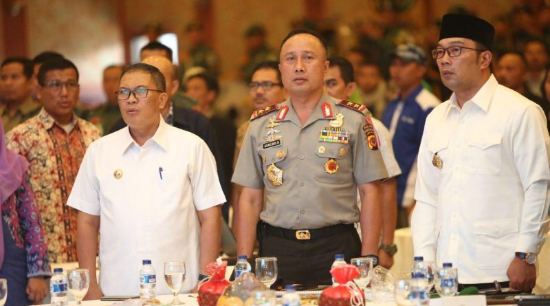 Kota Bandung Komitmen Sukseskan Program Citarum Harum