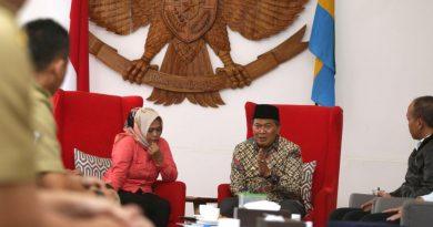 Sukseskan Pilpres dan Pileg, Pemkot Bandung Siap Bantu KPU