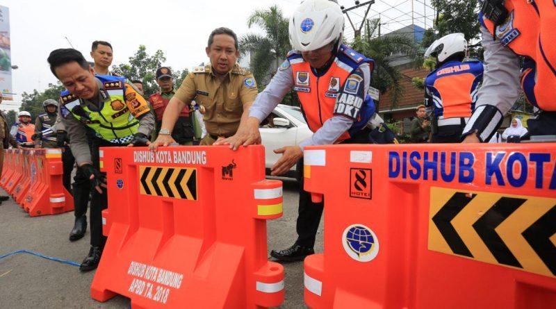 Rekayasa Jalan Terusan Jakarta Mulai Diberlakukan