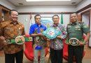 Oded Dukung Penuh RINDAM III/Siliwangi Gelar Tinju Sabuk Walikota Bandung