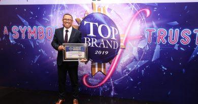 Berikan Pelayanan Terbaik, Bjb Tandamata Myfirst Meraih TOP BRAND 2019