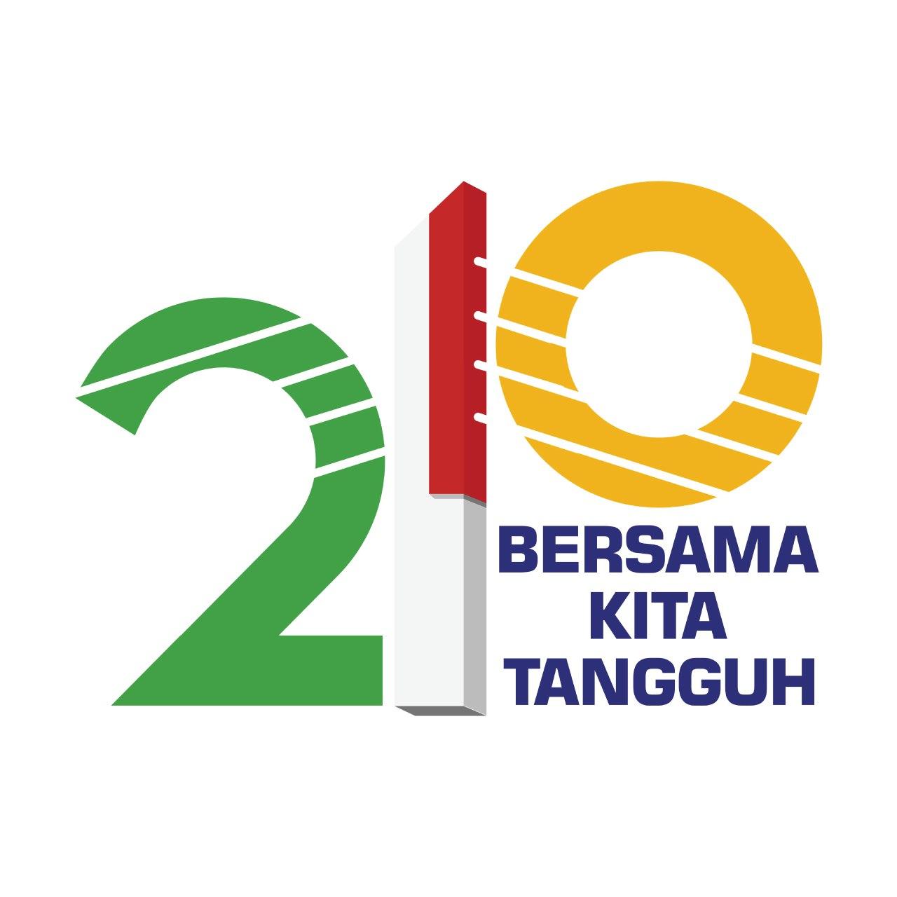 Hari Jadi Ke 210 Pemkot Bandung Luncurkan Logo Tema Dan Tagline Kota Bandung Jurnalmedia Situs Berita Terkini